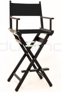 Makeup chair, high director chair - PA PLAYA ALTA