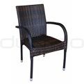 Patio & outdoor wicker, rattan dining chairs - R/JEPARA/P