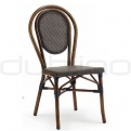 Patio & outdoor wicker, rattan dining chairs - GR/955