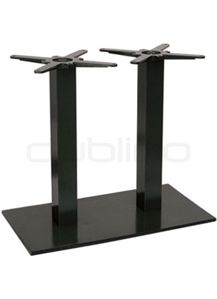Metal framed table base - PS7092
