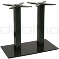 Outdoor dining table bases, table legs - PS7092