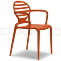 Fast food chairs - BC 2280 COK