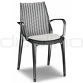 Fast food chairs - BC 2653 TRI