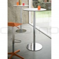 WHITE COMPACT TABLE HPL TOP #10