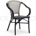 Patio & outdoor wicker, rattan dining chairs - GR/950