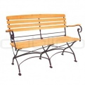 Patio & outdoor metal chairs - RO FRANCE/BISTRO/BENCH