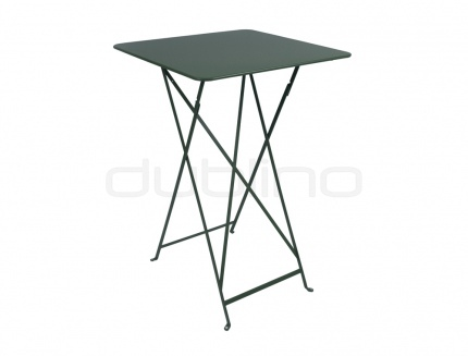 Steel frame, french bistro high table - FE BIS/BT