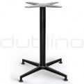Outdoor dining table bases, table legs - P VISION BLACK&WHITE
