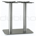 Dining table bases, table legs - P 2492 INOX