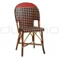 Patio & outdoor wicker, rattan dining chairs - CA 504