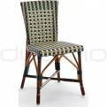 Patio & outdoor wicker, rattan dining chairs - CA 507