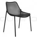 Patio & outdoor metal chairs - E ROUND
