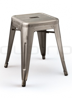 Metal design chair. - DL FACTORY 45 GM