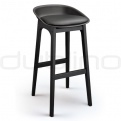 Wood bar stools - DL CONCORD BS BLACK