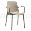 Patio & outdoor plastic chairs - BC 2333 GIN