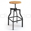 Vintage, industrial, retro furniture - DL WORKSHOP Barstool