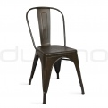 Vintage, industrial, retro furniture - DL FACTORY II. RUST