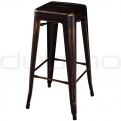 Vintage, industrial, retro furniture - DL FACTORY II. BS BLACK Archaized