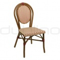 Patio & outdoor wicker, rattan dining chairs - KJ CHAIR 105