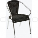 Patio & outdoor wicker, rattan dining chairs - KJ CHAIR 108
