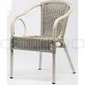 Patio & outdoor wicker, rattan dining chairs - GR/957