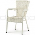 Patio & outdoor wicker, rattan dining chairs - GR/959