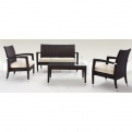 Outdoor lounge seating - GR/OR SET