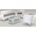 Outdoor lounge seating - GR/ME SET