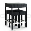 Outdoor high table bases, high table legs - GR/920 T SET