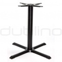 Outdoor dining table bases, table legs - P 7011
