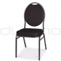 Conference, banquet, catering furniture - MX ECO KONF CHAIR BLACK