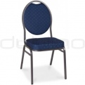 Conference, banquet, catering furniture - MX ECO KONF CHAIR BLUE