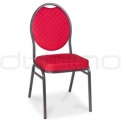 Conference, banquet, catering furniture - MX ECO KONF CHAIR RED