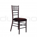 Conference, banquet, catering furniture - Chiavari WOOD USA chair