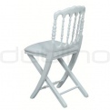 Conference, banquet, catering furniture - Chiavari FOLDING WOOD UP chair