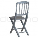 Conference, banquet, catering furniture - Chiavari FOLDING WOOD chair