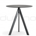 Outdoor dining table bases, table legs - PEDRALI ARKI BASE 3