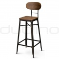 Metal bar stools - DL LOOM
