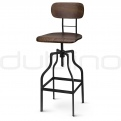 Metal bar stools - DL COUNTER BS