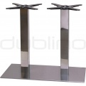 Outdoor table bases, table legs - P 7092 INOX
