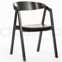 Conference chair - XTON MOL BLACK