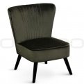 Sofas, armchairs, lounge chairs, tub chairs - DL THEATRO LINE CHOCOLATE