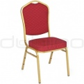 Banquet chair - MX Standard SHIELD RED 25
