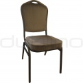 Banquet chair - MX VIGO BROWN