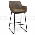 Metal bar stools - DL TOBO BS