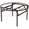 Banquet, catering table - DL PRENIUM TABLE FRAME 180 CM ROUND