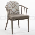 Patio & outdoor wicker, rattan dining chairs - DL ELENA