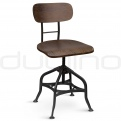 Metal chairs - DL COUNTER