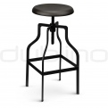 Metal bar stools - DL WORKSHOP NEW