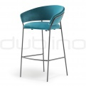 Upholstered bar stools - PEDRALI JAZZ BS